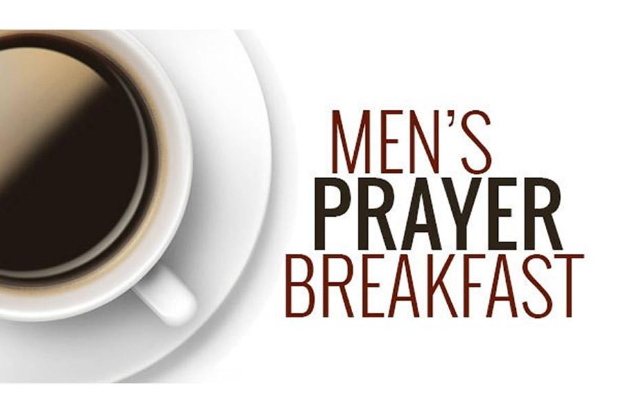 Men's Prayer Breakfast Connect Group